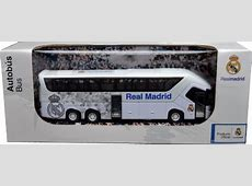 Real Madrid Bus Licensed Subbuteo Mad About Games