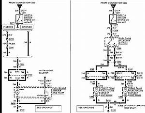 Where Could I Get A Wiring Diagram For The Fuel System For A Ford F250  5 8 Fuel Injected