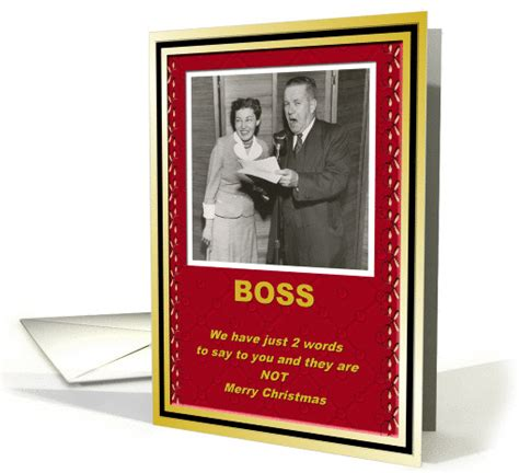 christmas stories for boss thank you card 506167