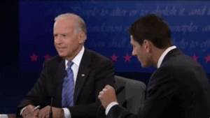 Recap: The Vice-Presidential Debate, in GIFs - The Atlantic