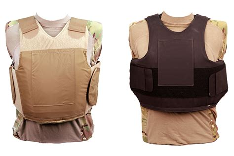 Choosing A Bulletproof Vest