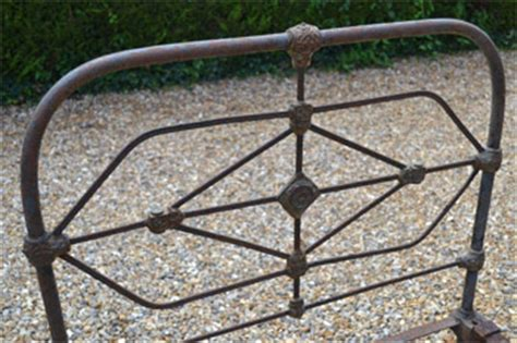 Bedsteads For Sale by Antique Brass And Iron Single Beds And Bedsteads