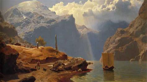 hans fredrik gude norwegian national romanticism youtube