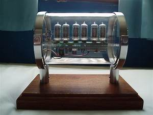 Epbot  Our Glass Nixie Clock Case