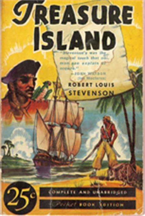 Robert Louis Stevenson Treasure Island Book
