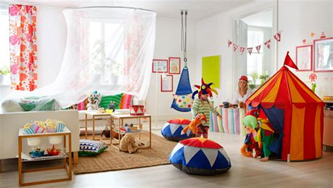 Children's Ikea Playroom Inspiration
