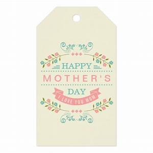Pastel Floral Flowers Decor - Happy Mother's Day Pack Of ...