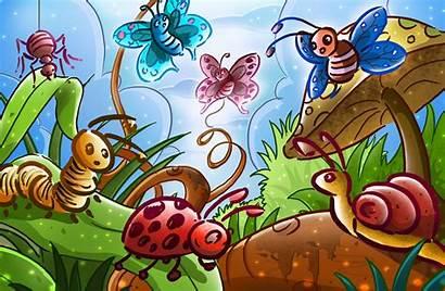 Wallpapers Desktop Insects Pixelstalk
