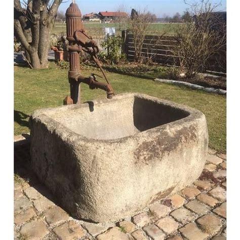 Zisterne Und Brunnen Im Garten by Referenzen дача Brunnen Garten Steinbrunnen Garten