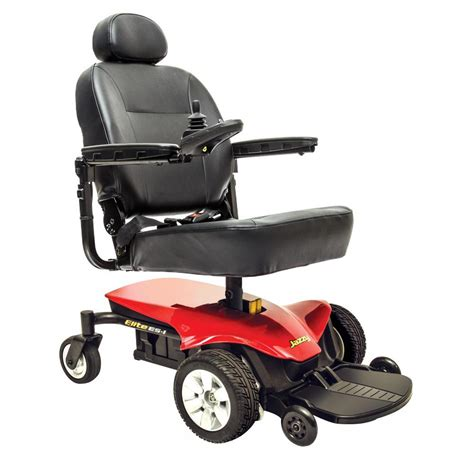 pride jazzy elite es 1 power chair front wheel drive