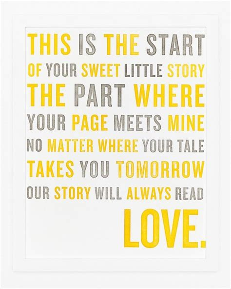 start   sweet  story