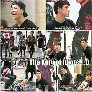 yeah, act...erm... Funny Got7 Quotes
