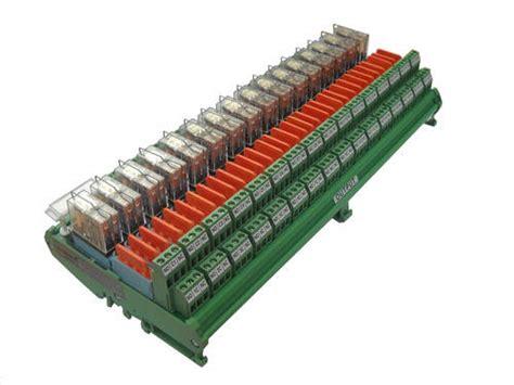 Relay Interface Modules Nandi Powertronics Pvt Ltd