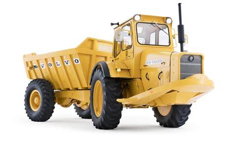 years  volvo articulated haulers transdiesel