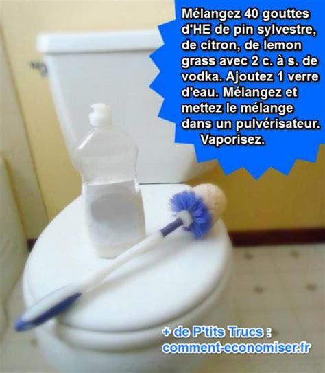 le nettoyant maison pour d 233 sinfecter vos wc efficacement