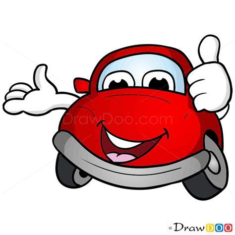 cartoon car how to draw little red car cartoon cars