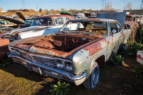 This Colorado Parts Yard Has Been Collecting Classic Cars