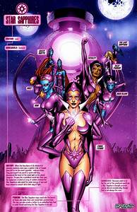 Star Sapphire Corps (Blackest Night) | Comicnewbies