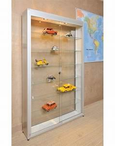 Vitrine De Collection : vitrine d 39 int rieur clair e pour collection lp 22 mobilier de bureau ~ Teatrodelosmanantiales.com Idées de Décoration