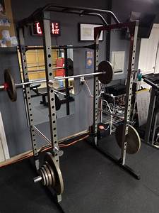 Fitness Reality 810xlt Power Cage  Squat Rack For Sale In Hayward  Ca