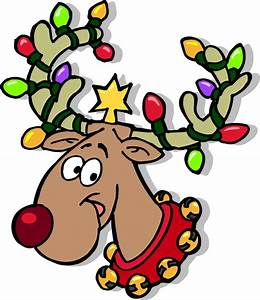 Images Of Reindeer - ClipArt Best