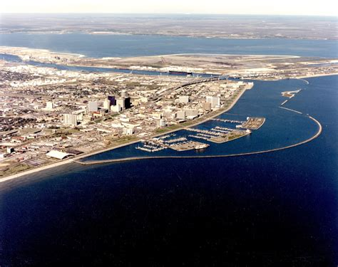 Corpus christi, texas, united states. ABT UNK: Those Places Thursday: Bayfront Plaza, Corpus Christi, Then (1982) and Now (2016)