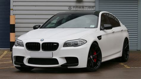 bmw   fitted  hre p forged wheels  lowered