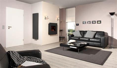 Schwarzes Sofa Welche Wandfarbe by Schwarzes Ledersofa Bilder Ideen