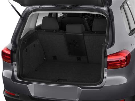 2016 Volkswagen Tiguan 2wd 4-door Auto S Trunk