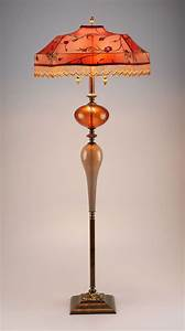 17 best images about kinzig design on pinterest With brass beaded floor lamp