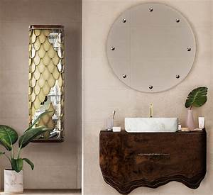 Stylish Wooden Bathroom Designs To Welcome Fall