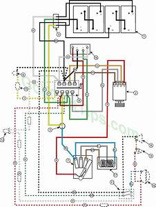 12 Volt Golf Cart Wiring Diagrams : troubleshooting cushman golfsters 1954 58 wiring diagrams ~ A.2002-acura-tl-radio.info Haus und Dekorationen