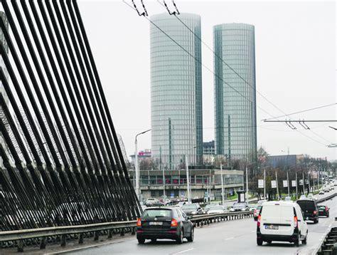 Rīgas dvīņu torņi ierauti korupcijas pārmetumos - Rīgā ...