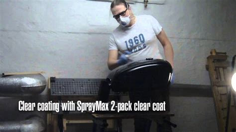 Wet Sanding Sags And Clear Coating With Spraymax 2-pack White Designer Kitchens Design My Dream Kitchen Contemporary Photos Open Concept Tile Ideas Designs For U Shaped How To A Living Room