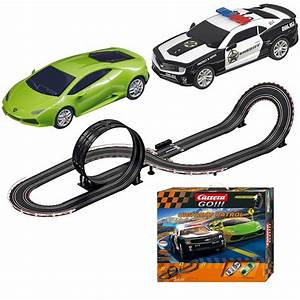 Carrera Go Cars Autos : carrera go highway patrol race set slot cars ~ Kayakingforconservation.com Haus und Dekorationen
