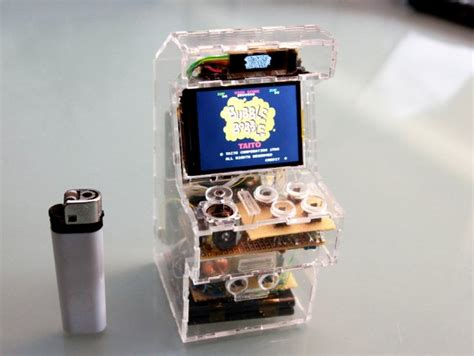 raspberry pi arcade cabinet plans 8 cool raspberry pi projects for diminutive computing