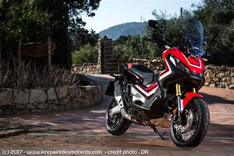 Honda X Adv Hd Photo by Essai Honda X Adv