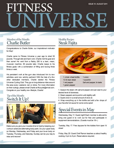Newsletter Examples - Google Search | Newsletters | Pinterest