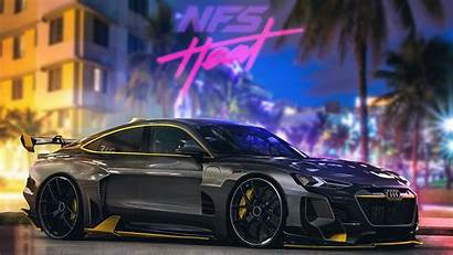 Heat 4k Nfs Audi Tron Wallpapers Speed