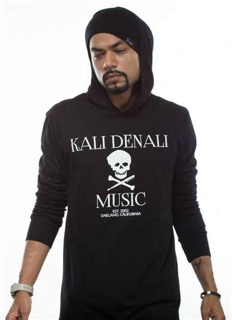 denali black hoodie stay  movement
