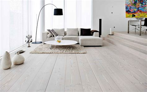 white wood floors cheap flooring ideas feel the home