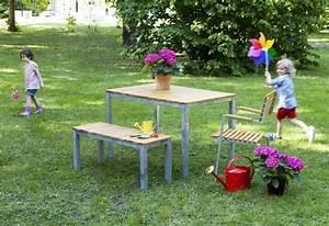 Mobilier De Terrasse : mobilier de terrasse en bois pour un ext rieur harmonieux ~ Teatrodelosmanantiales.com Idées de Décoration