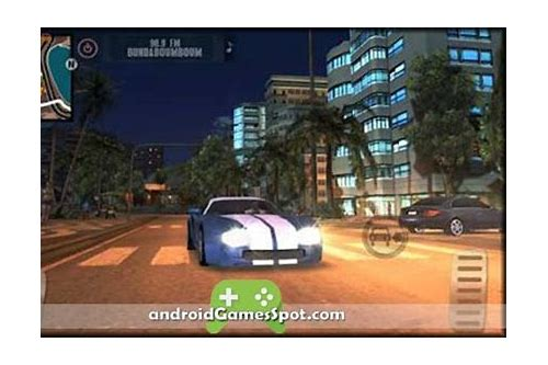 gangstar rio download free games