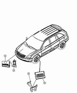Chrysler Pacifica Module  Powertrain Control  Generic