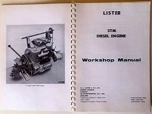 Electricos Lister Petter Manual