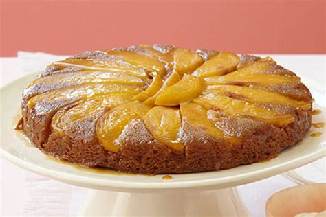 mango ginger upside  cake kraft recipes