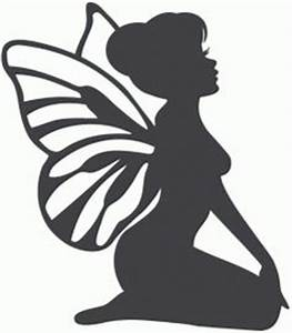 catch a falling star tattoo fairy silhouette art tats With fairy cut out template