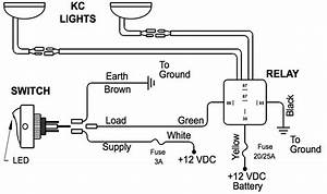 Piaa Wiring Diagram
