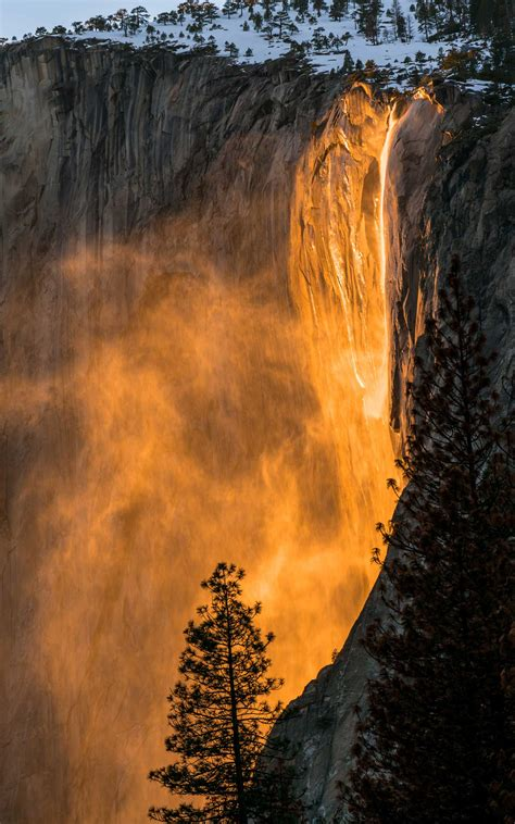 This Year Firefall Was One Yosemite Best Yet
