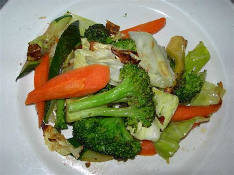 saute vegetables sauteed mixed vegetables